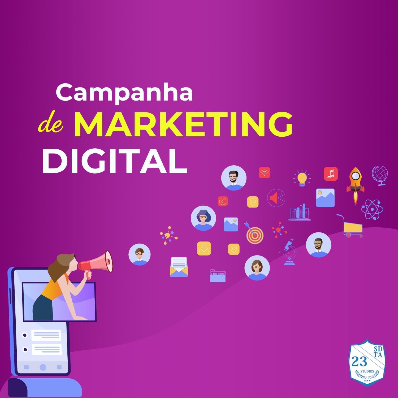 campanha de marketing digital