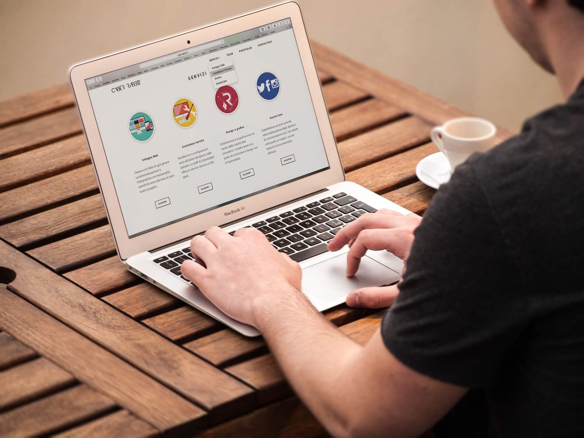 Web Design e Conteúdo