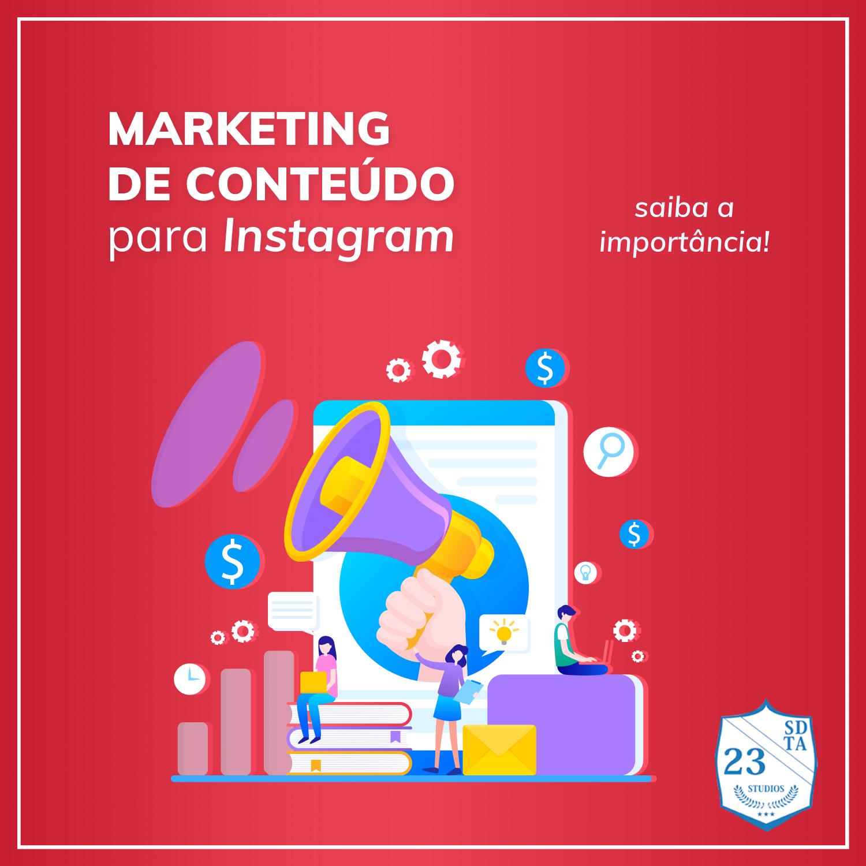 marketing de conteúdo para instagram