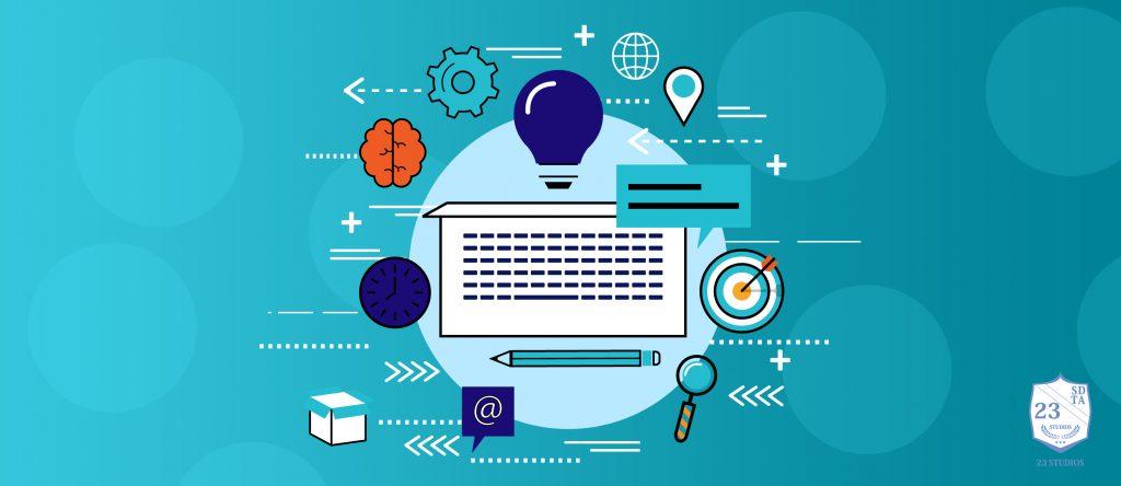 Criação de blog Corporativo