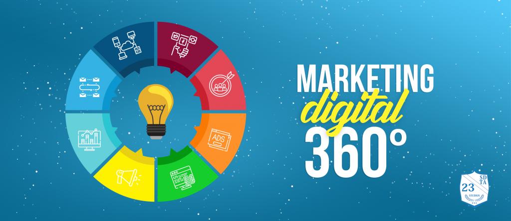 saiba o que é o marketing digital 360 e quais seus benefícios
