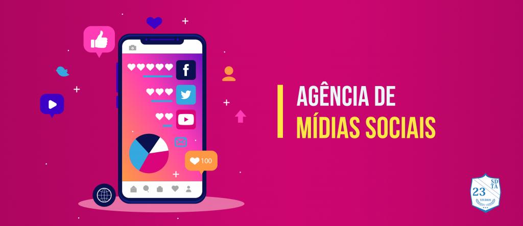 agência de mídias sociais