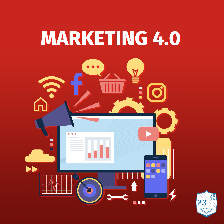o que é marketing 4.0