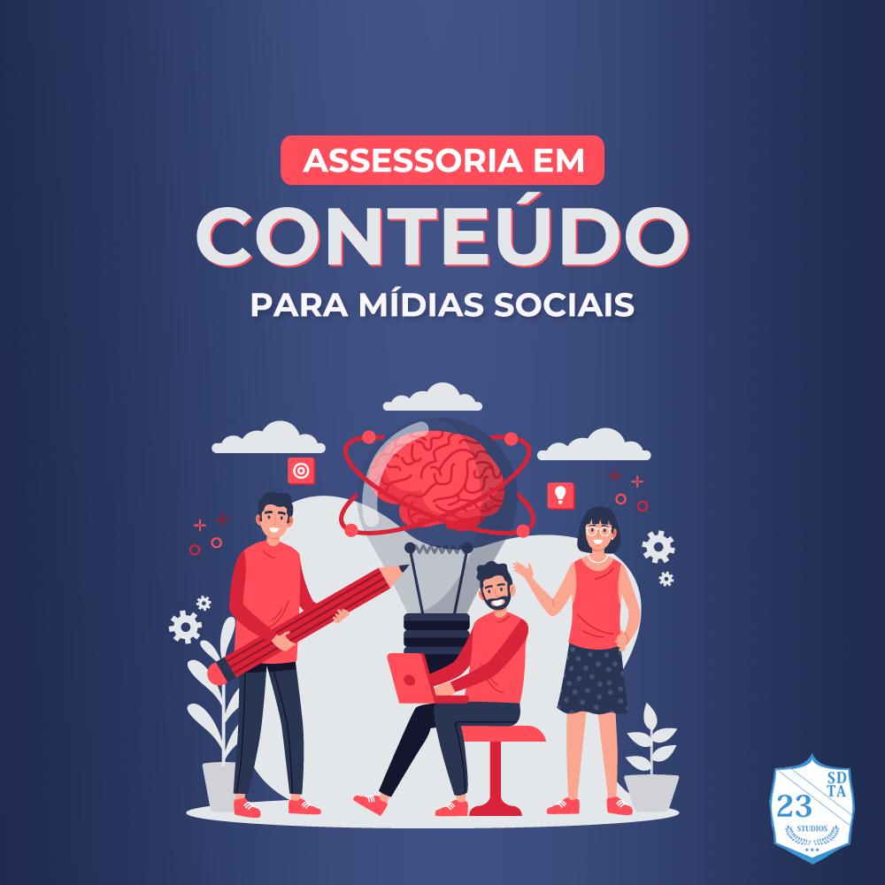 assessoria em conteúdo para mídias sociais