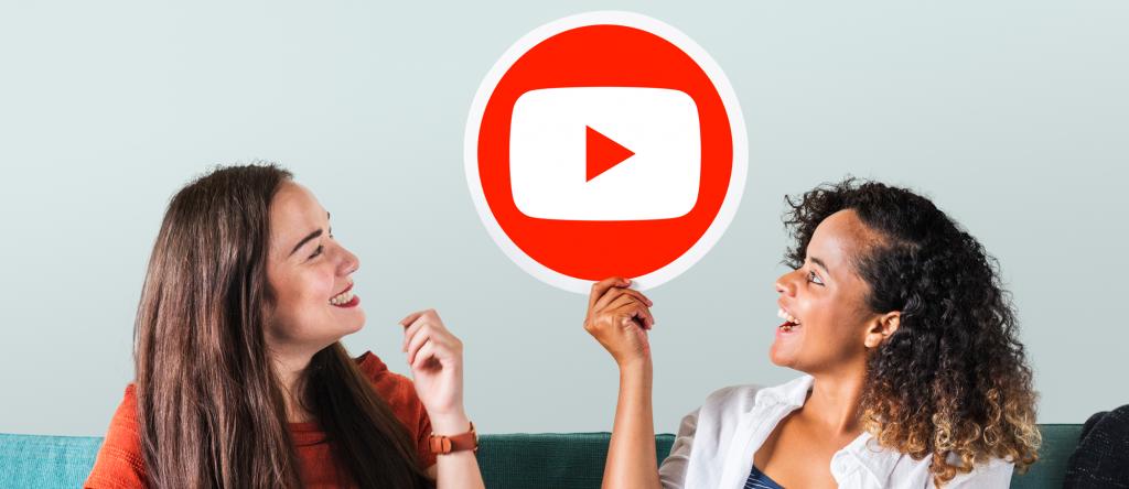 produção de conteúdo para youtube