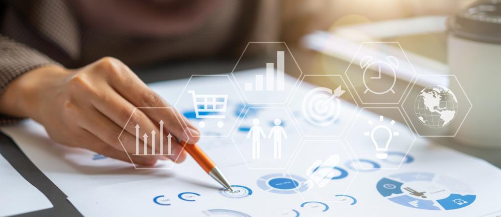 estratégias de marketing feita por agência digital