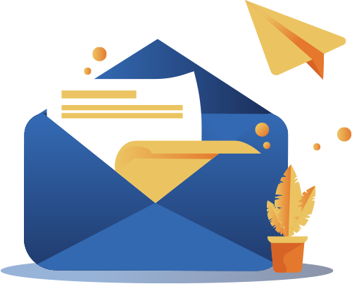 criar propria lista de e-mails