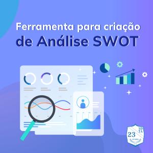 ferramenta para criação de análise SWOT