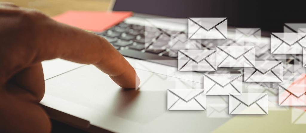 enviar e-mail marketing